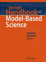 Springer Handbook of Model-based Science cover