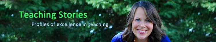 Teaching Stories banner