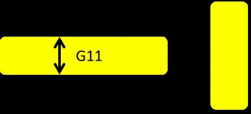 """First Gold """"G1"""""""