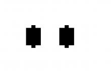 """Mask #2 (""""D1""""-""""D1HOLE"""")"""
