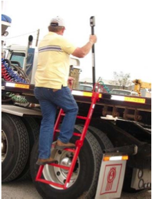 Ergonomic Task Analysis Climbing On And Off Trailers
