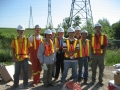 Inspection Team at JPCP Construction
