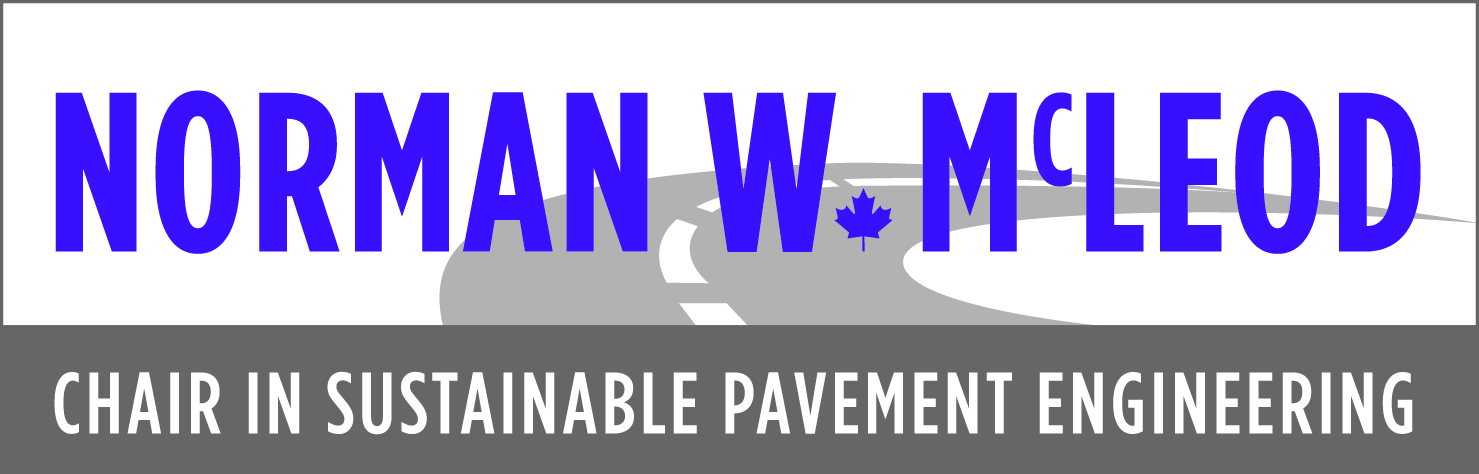 Norman w mcleod chair in sustainable pavement engineering for Chair in engineering design university of toronto