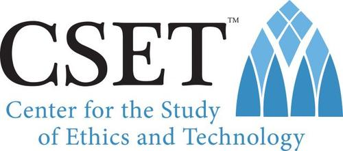 Center for the Study of Ethics and Technology Logo