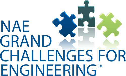 NAE Grand Challenges for Engineering Logo