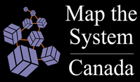 Map the System Canada Logo