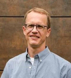 Headshot of Paul Heidebrecht, Director of the Centre for Peace Advancement