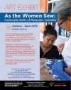 As the Women Sew poster