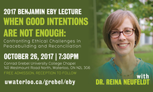 eby lecture poster