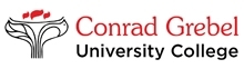 Conrad Grebel University College logo