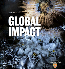 university of waterloo global impact report