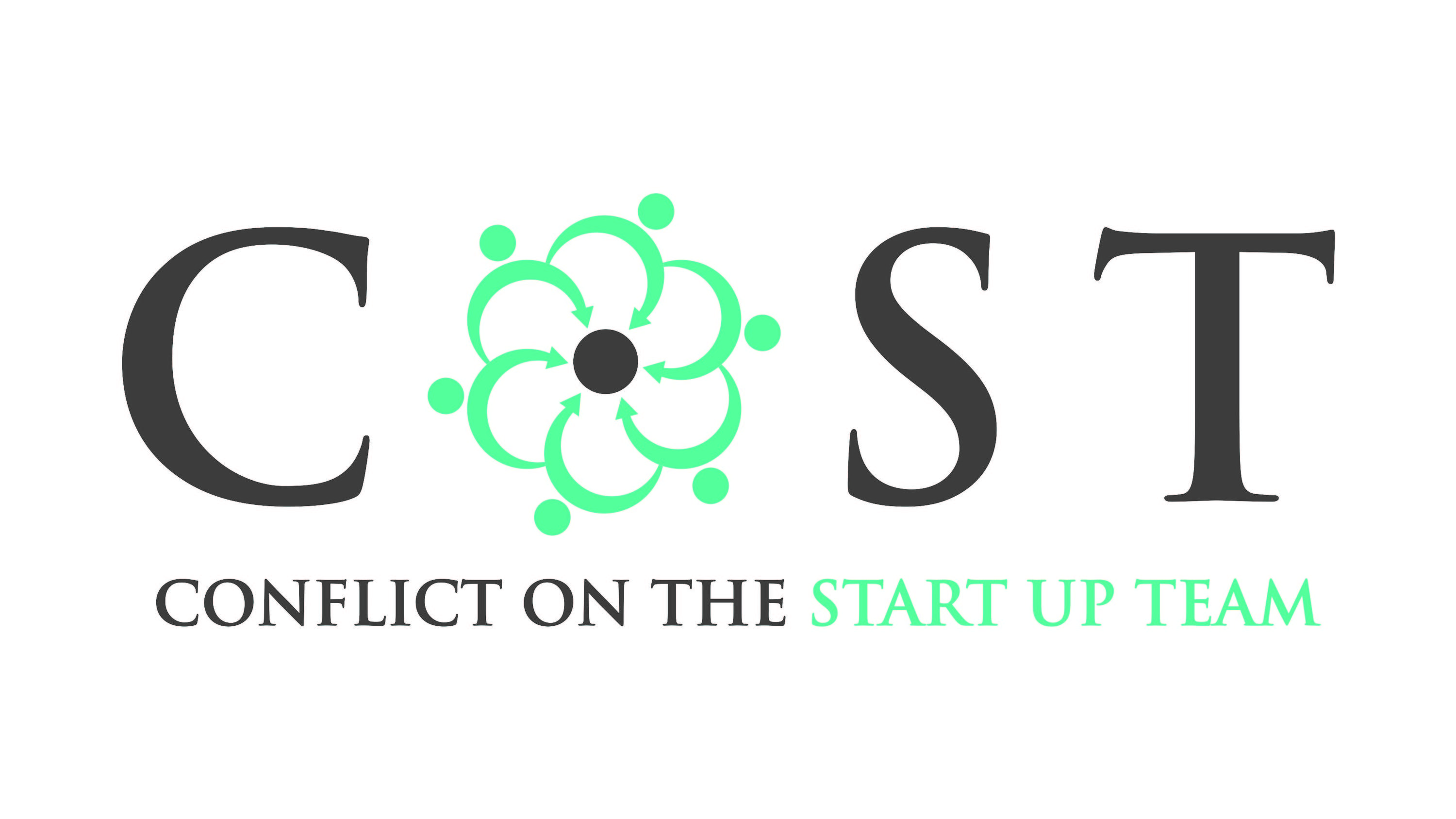 Conflict on the StartUp Team Logo