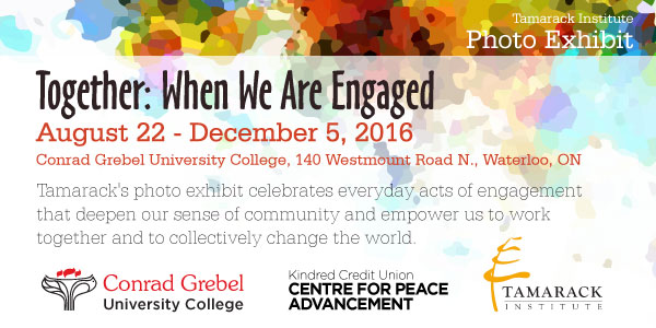 Together: when we are engaged