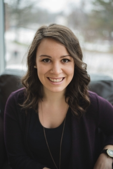 Katie Gingerich headshot