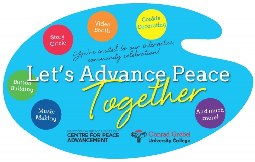 Let's Advance Peace Together