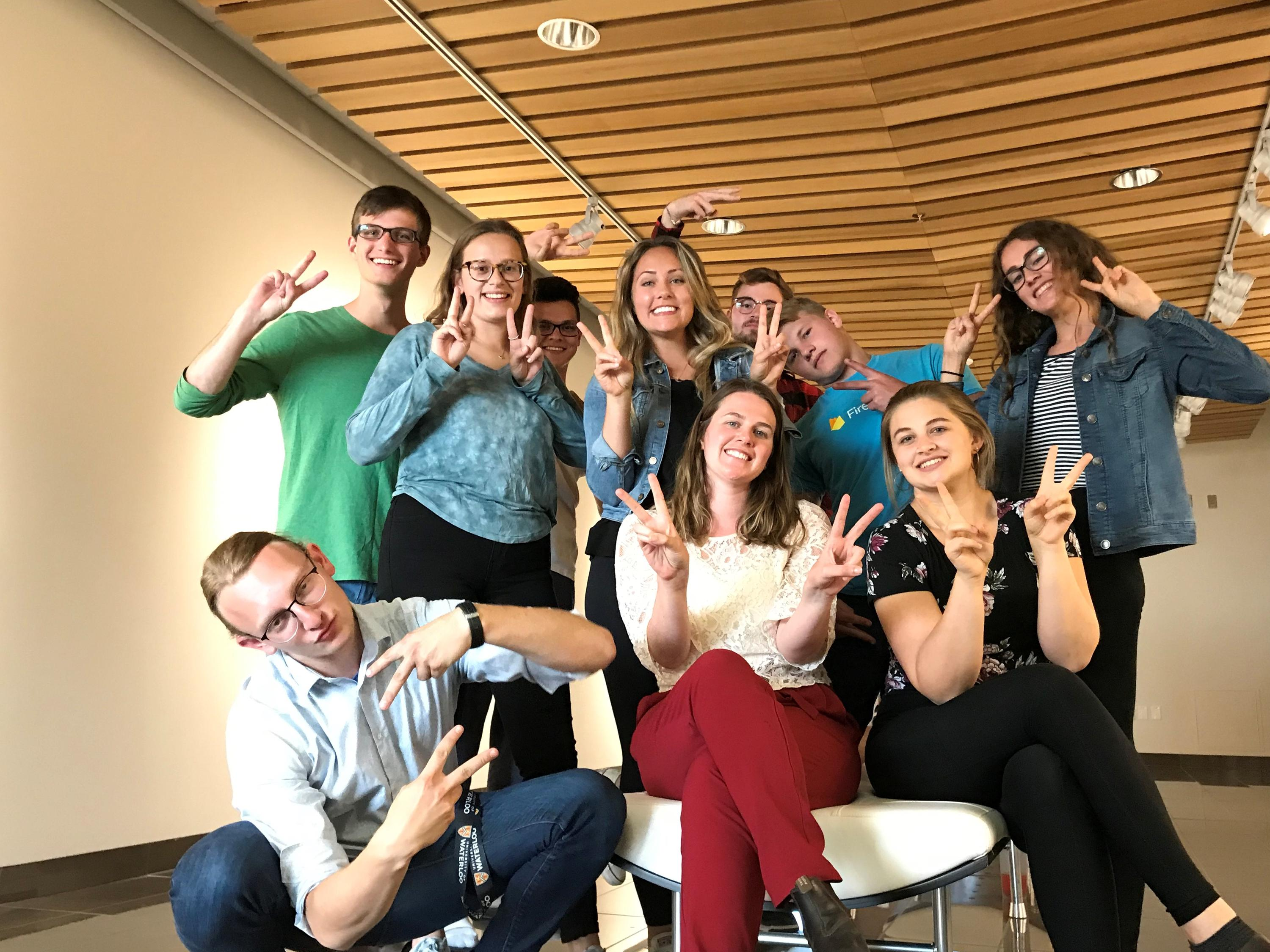 PeaceTech Living-Learning Community Group Picture 2019