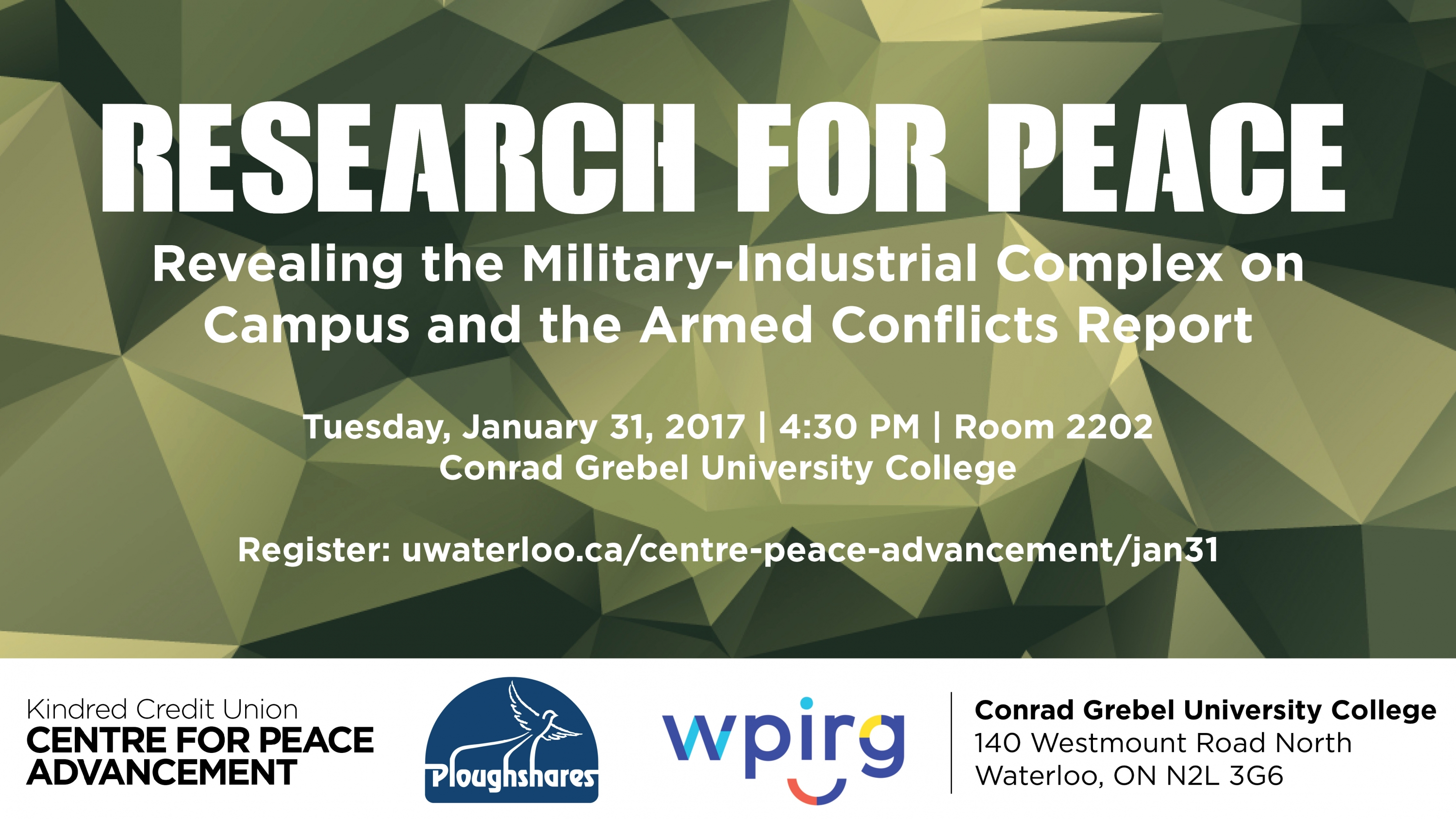 Research for Peace