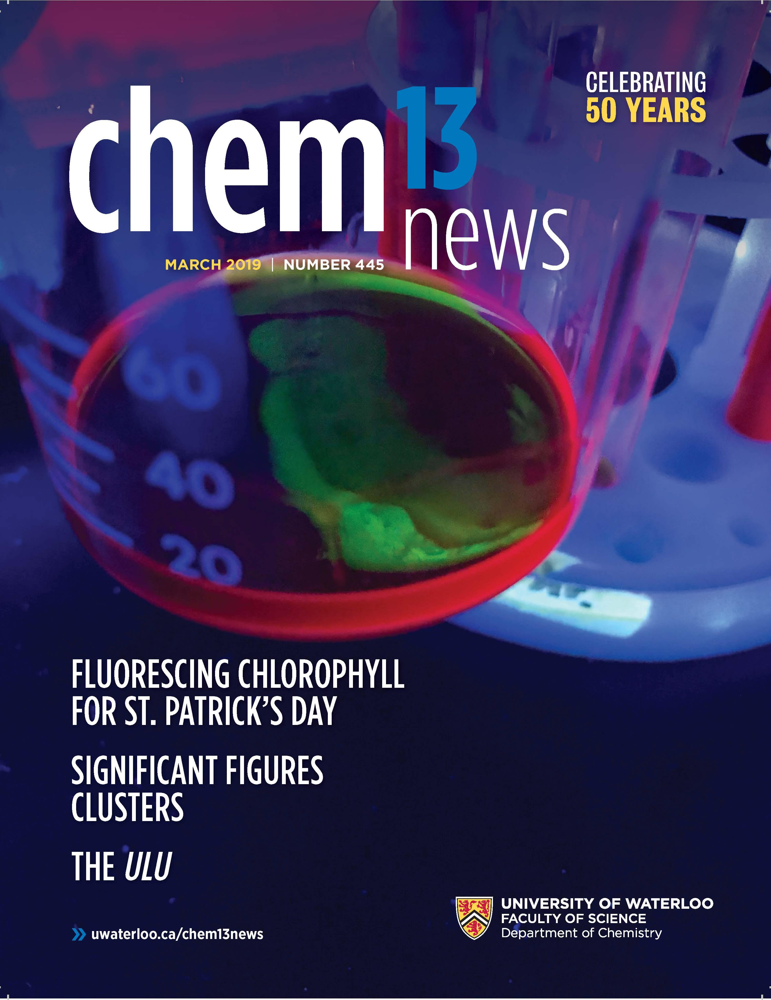 Home | Chem13 News Magazine | University of Waterloo