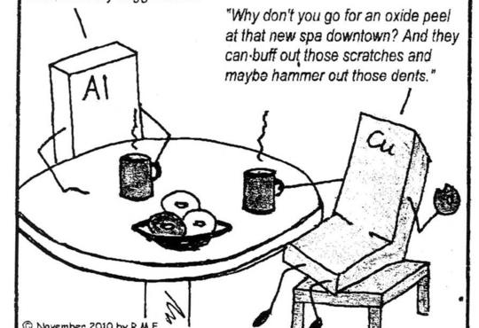 Cartoons, quotes, poems and fun | Chem13 News Magazine