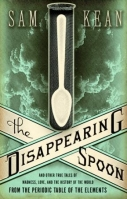 Image of the book cover of The Disappearing Spoon