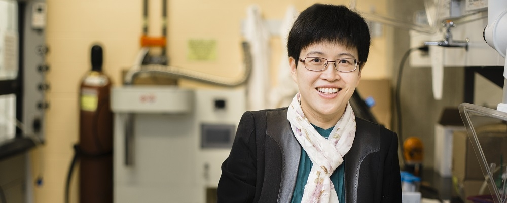 Aiping Yu awarded NSERC Strategic Partnership Grant for work on supercapacitors