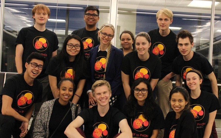 UW team awarded first-place at the iGEM Competition