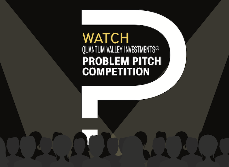 Quantum Valley Investments® Problem Pitch Banner
