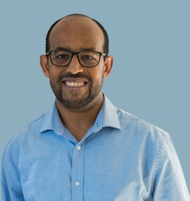 Chemical Engineering Professor Tizazu Mekonnen, Inaugural Director of the IBET PhD Project