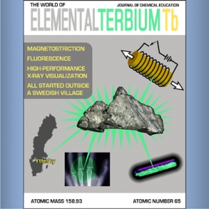 Terbium, 65, Journal of Chemical Education, Wisconsin USA