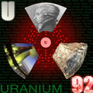 Uranium, 92, Port Credit Secondary School, Mississauga ON