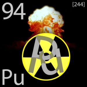 Plutonium, 94, Sandia Preparatory School, New Mexico USA