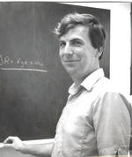 Gerry Toogood, October 1973
