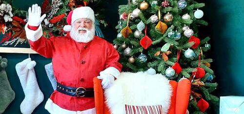 Alan Viau as Santa