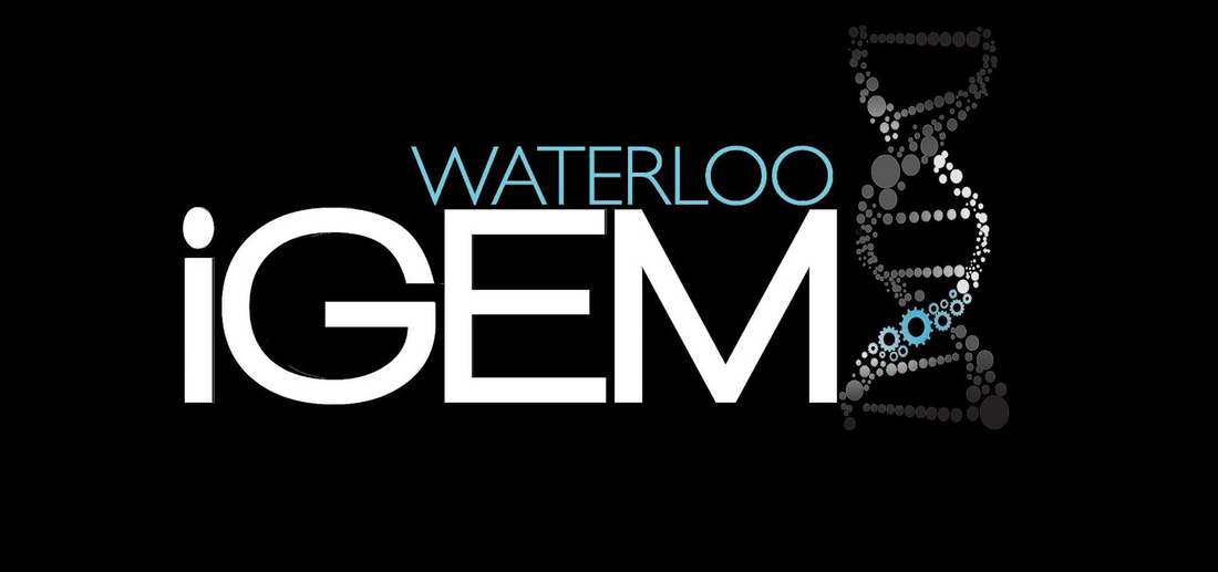 Waterloo iGEM logo.