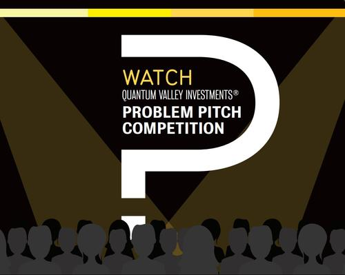 Problem Pitch poster