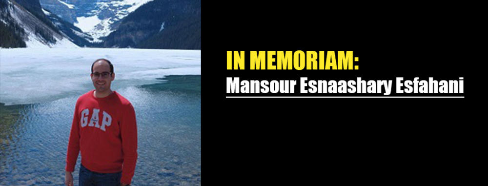 in memory of mansour