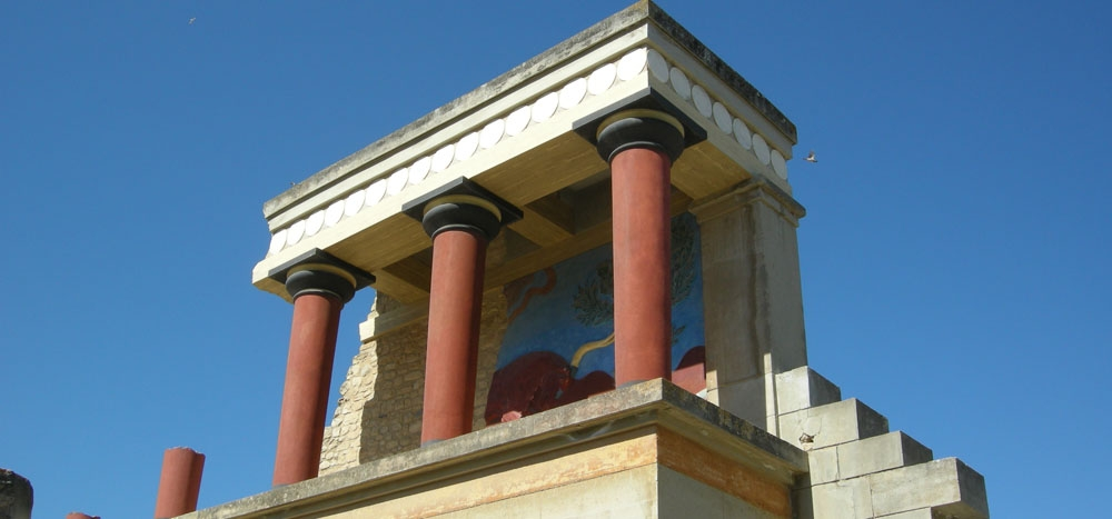 CLAS 390: Minoan Palace at Knossos