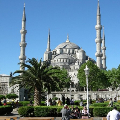2. The Blue Mosque, Istanbul