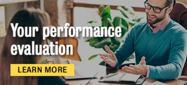 Your performance evaluation
