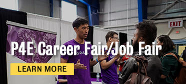 P4E Career Fair / Job Fair. Learn more.