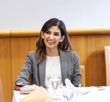 Photo of Yasmeen Mihad Razvi