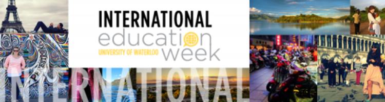 international education week graphic