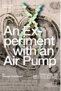 experiment with an airpump poster