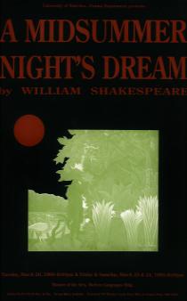 A Midsummer Night's Dream 1990 poster