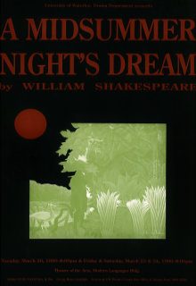A Midsumme Night's Dream Poster