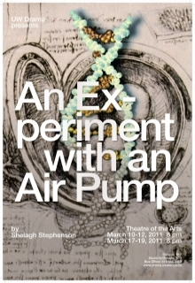 An Experiment with an Air Pump poster