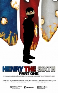 Henry the Sixth part one poster