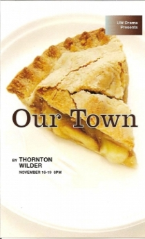 Our Town Poster