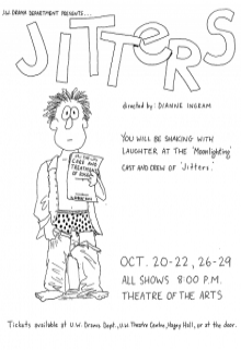 Jitters Poster