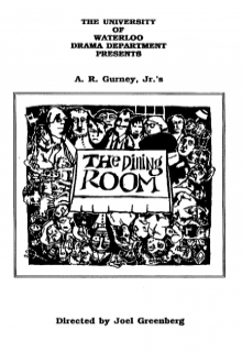 The Dining Room Poster